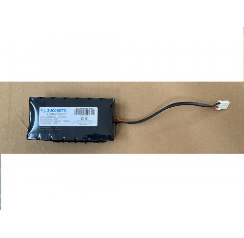 Batteria slim LITIO-Ioni 25,9 Volts da 5Ah per Robot rasaerba Ambrogio