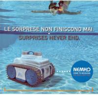NEMH2O ELITE Robot piscine fino a 50 ml