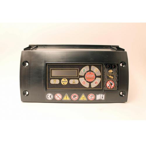 Kit Cruscotto e Tastiera L200