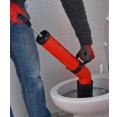 Pompa Disostruente PUSH-UP nel WC